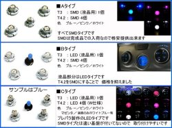 画像5: ★bB QNC Cタイプ オートエアコン用 (ブルー)